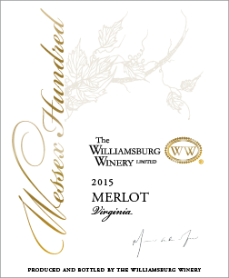 2015 Wessex Hundred Merlot