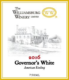 2016 Governor's White