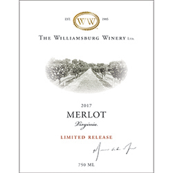 2017 Merlot Limited Release THUMBNAIL