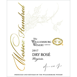 2017 Wessex Hundred Dry Rose
