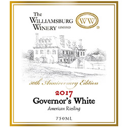 2017 Governor's White