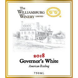 2018 Governor's White THUMBNAIL