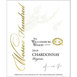 2018 Wessex Hundred Chardonnay THUMBNAIL