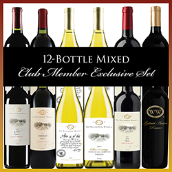 12-Bottle Mixed Club Member Exclusive Set THUMBNAIL