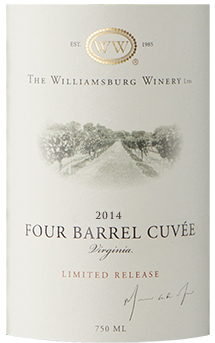 2014 Four Barrel Cuvee - Limited Release