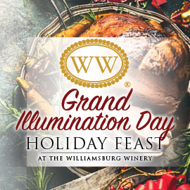 Grand Illumination Day Holiday Feast with Bus Transfer