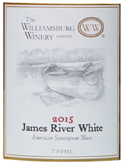 2015 James River White