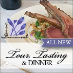 Tour & Tasting with Dinner (Tour Begins at 5 PM)