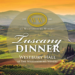International Dinner Series - Tuscany Dinner MAIN
