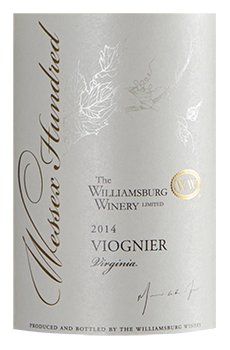 2013 Wessex Hundred Viognier MAIN