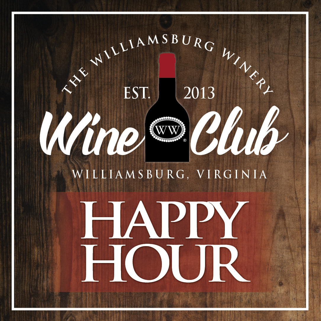 Wine Club Happy Hour