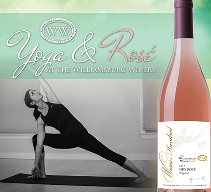 Yoga & Rose' - March 24, 2018