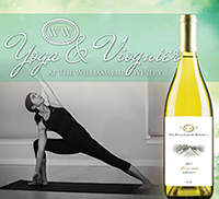 Yoga & Viognier - April 28, 2018