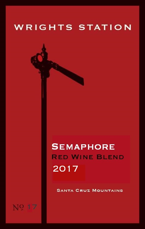 2017 Semaphore Red Wine Blend THUMBNAIL