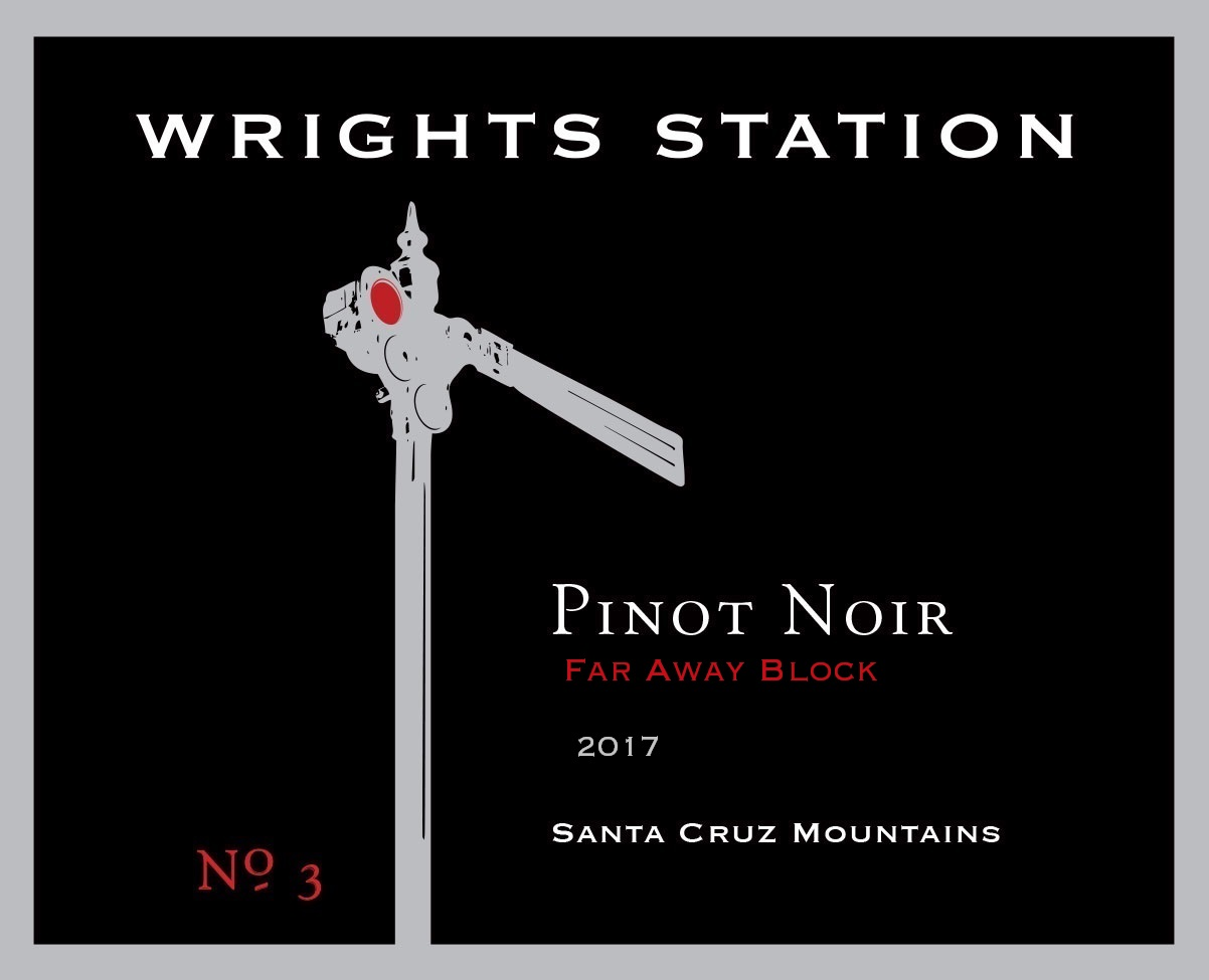 2017 Pinot Noir, Far Away Block THUMBNAIL
