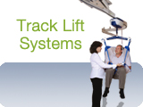 ArjoHuntleigh Patient Transfer Ceiling Track Lifts