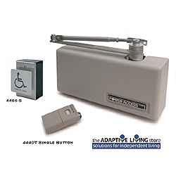 Residential Automatic Door Opener Kit LARGE