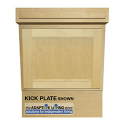 "24"" Wheelchair Vanity Cabinet, Standard Series LARGE"