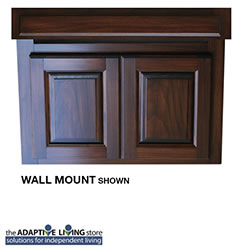 "30"" ADA Compliant Wheelchair Vanity Cabinet, Premium Series MAIN"