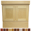 "30"" ADA Compliant wheelchair vanity cabinet"