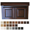 ADA Compliant 36 Wheelchair Vanity Cabinet