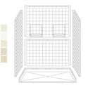 "Best Bath 60"" x 32"" Barrier-Free 5LRS6032B75B Shower Accessible Bathroom Remodeling_THUMBNAIL"