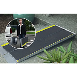 SUITCASE Wheelchair Ramp Advantage Series