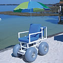 Beach Access Wheelchair