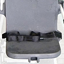 Aqua Creek Seat Belt