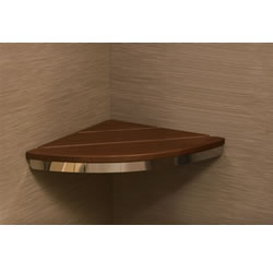 Invisia Corner Shower Seat LARGE