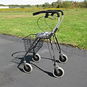 Dolomite Futura Tall Extra Tall Four Wheeled Walker THUMBNAIL
