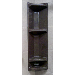 Diamond Tall Corner Shower Caddy Adaptivelivingstore Com