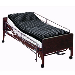 ROHO DRY FLOATATION Mattress Overlay LARGE