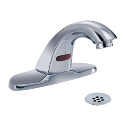 Hands Free Motion Activated Bathroom Faucet for persons with disabilities MAIN