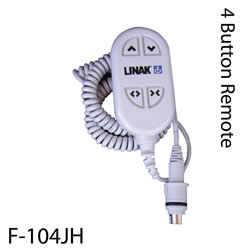 Aqua Creek 4-Button Remote Control F-104JH