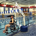 ADA Revolution Pool Lift