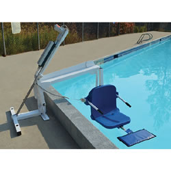 ADA Ambassador Pool Lift LARGE