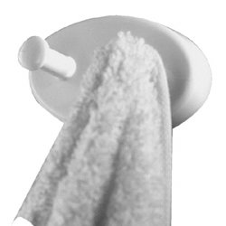 Ponte Giulio Nylon Double Towel Hook