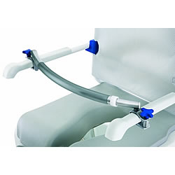 XL Safety Bar fits all Aquatec Ocean Shower Commode Wheel Chairs MAIN