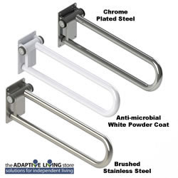 HealthCraft PT Rail Folding Grab Bar