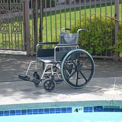 Stainless Steel Pool Aquatic Wheelchair_MAIN