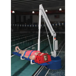 Revolution Scout 2 Mighty Pool Lift Spine Board Attachment F-734RSA LARGE