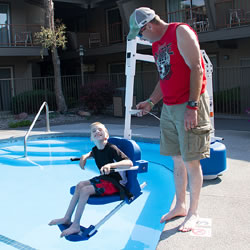 ADA Scout 2 Pool Lift LARGE