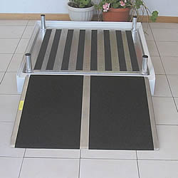 Shower Platform Aluminum MAIN