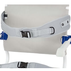 Padded Chest Strap for Aquatec Ocean Shower Chairs A1470081 LARGE