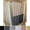 Weighted Shower Curtain, Premium Colors THUMBNAIL
