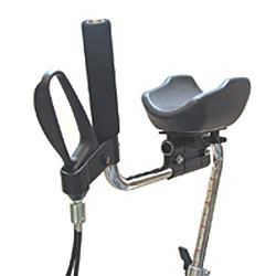 One Hand Brake Handle for Dolomite Alpha Basic Walker_MAIN