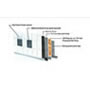 "60"" x 30"" Barrier-Free Accessible Shower Unit 1.75"" Threshold & Shelves Mini-Thumbnail"