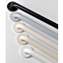 Contractor Series Vertical & Horizontal Corner Grab Bar SWATCH