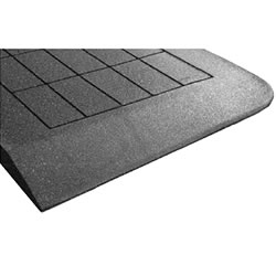 EZEdge Rubber Threshold Ramp LARGE
